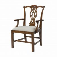 Reproduction Chippendale Armchair