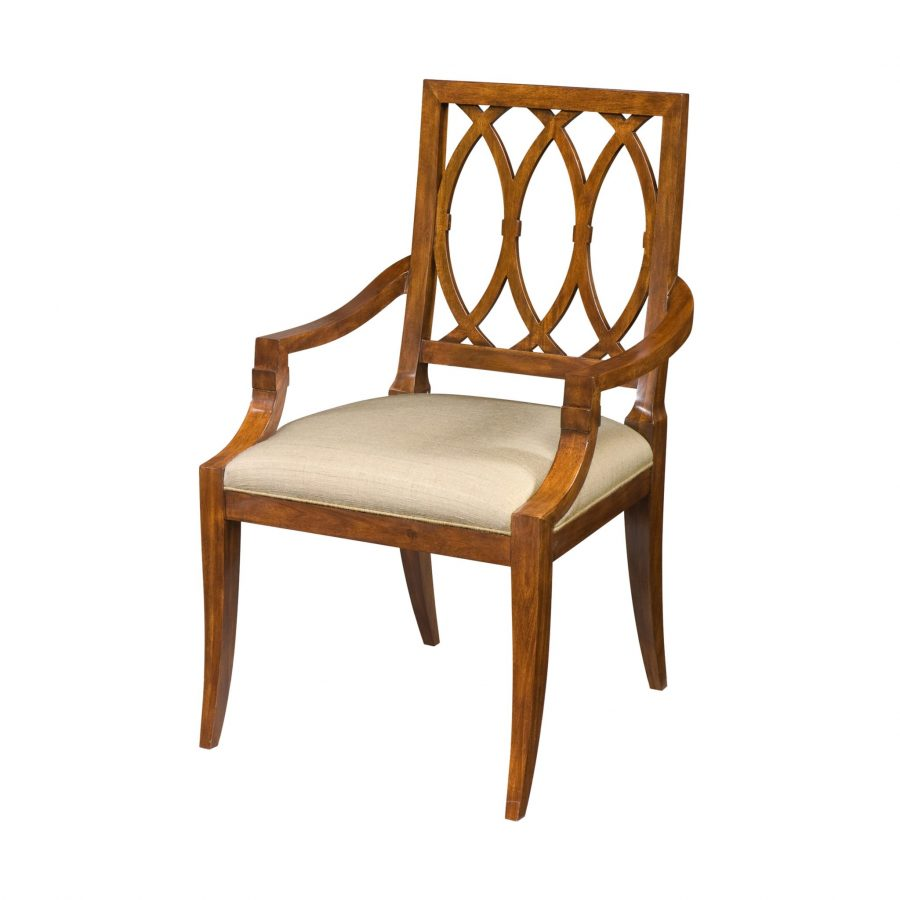 Reproduction Neoclassical Armchair