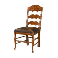 Reproduction Ladderback Side Chair