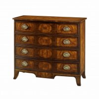 Reproduction Regency Chest