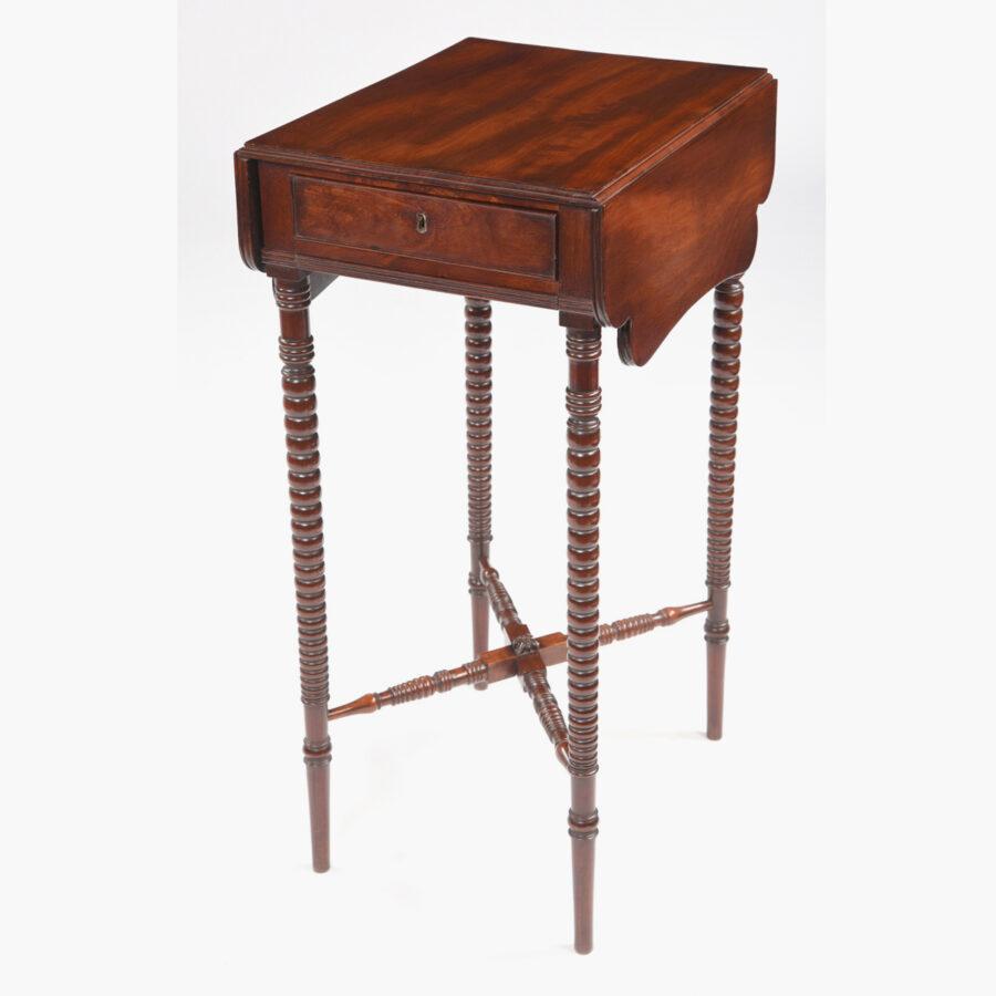 Antique English Small Pembroke Table