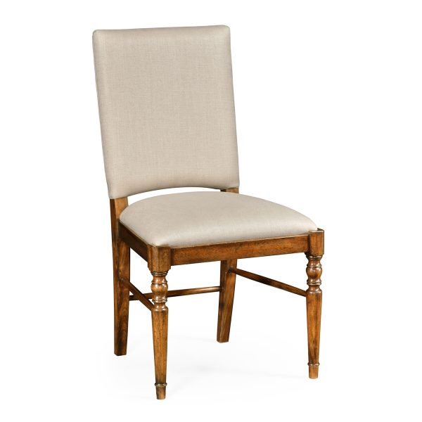 Reproduction English Walnut Dining Chair